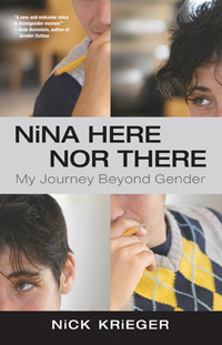 Nina Here Nor There book cover