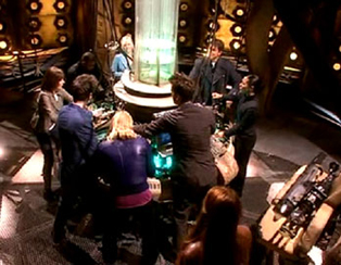 Flying the TARDIS