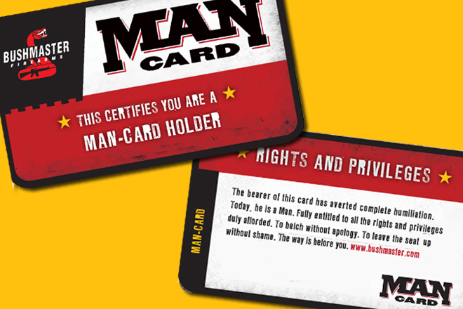 graphic relating to Printable Man Card called We must be chatting pertaining to masculinity and violence following