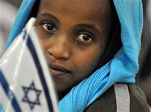 Ethiopian Jew in Israel