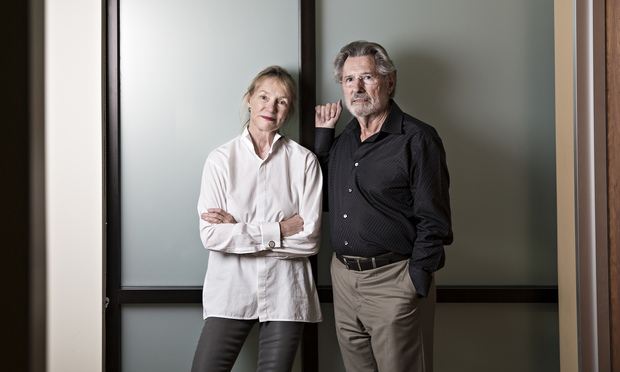 Curtis Boyd and his wife Glenna Halvorson-Boyd