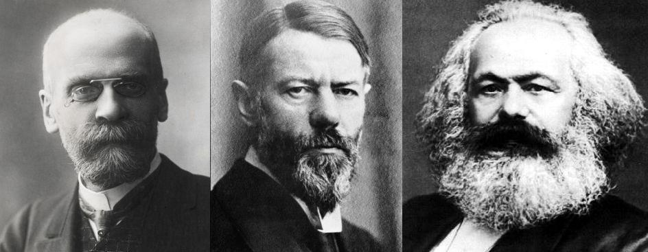 max weber and karl marx s explaination Marx and weber: conflicting conflict theories marx and all three main sociologist writers karl marx, max weber and emile durkheim offer different perspectives on.