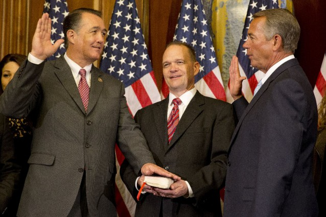 Boehner and Rep. Franks