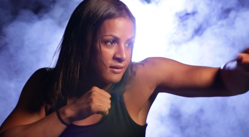 Fallon Fox, credit to Michiel Thomas of Game Face Documentary.