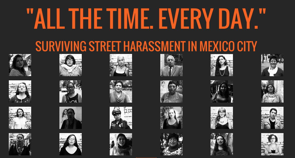 surviving street harassment in mexico city