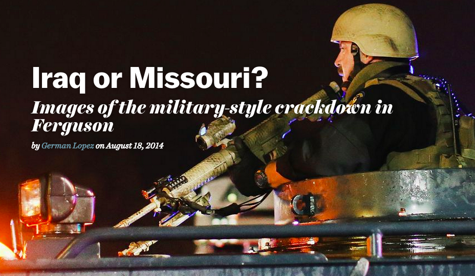 Iraq or Missouri?