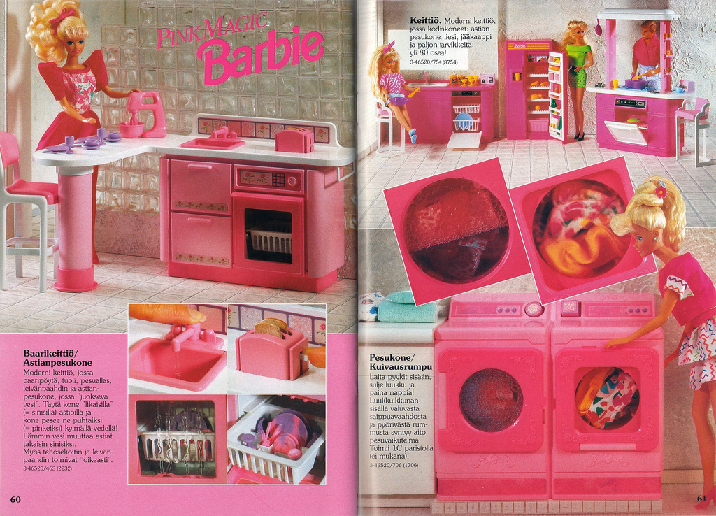 barbie catalogue
