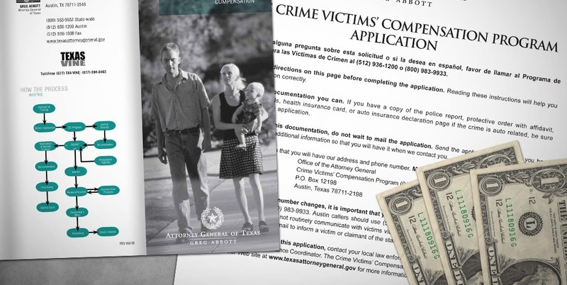 crime victim fund application