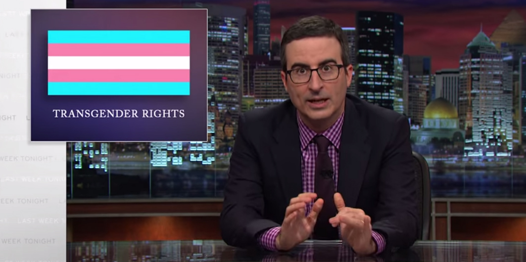 John Oliver segment on Transgender Rights
