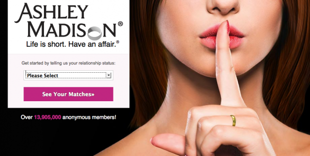ashley madison login