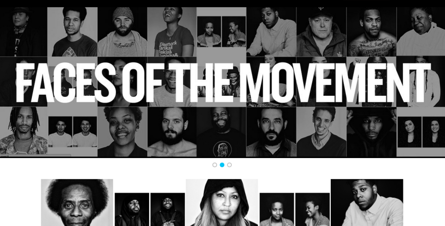 Faces of the Movement