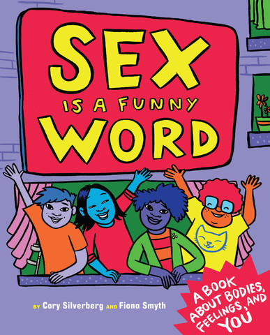 Sex is a Funny Word book cover