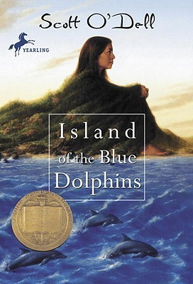 Image of the cover of Island of the Blue Dolphins.