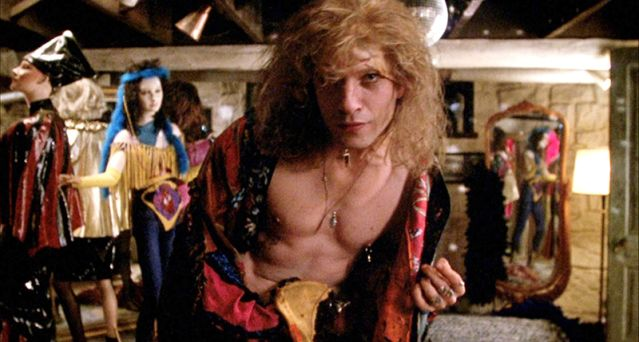 Buffalo Bill From The Goodbye Horses Scene Described In The Article