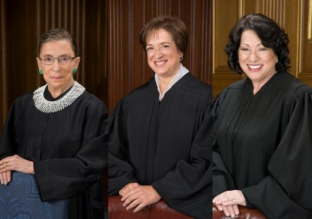 women of SCOTUS