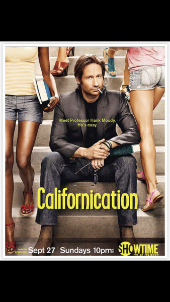 Californication poster