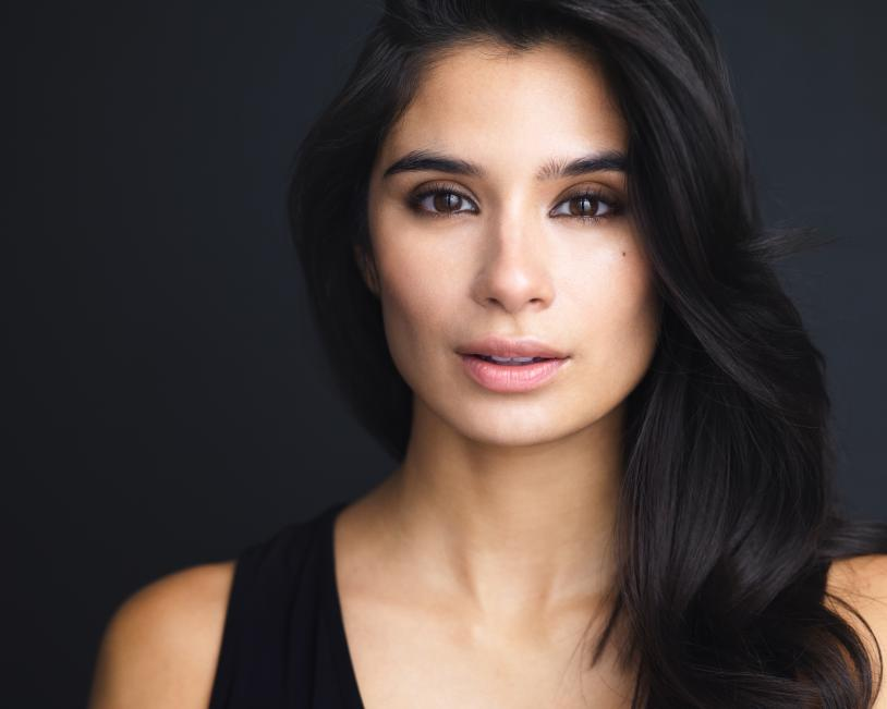 Diane Guerrero headshot. Jeffrey Mosier Photography 2014. Via TIME.