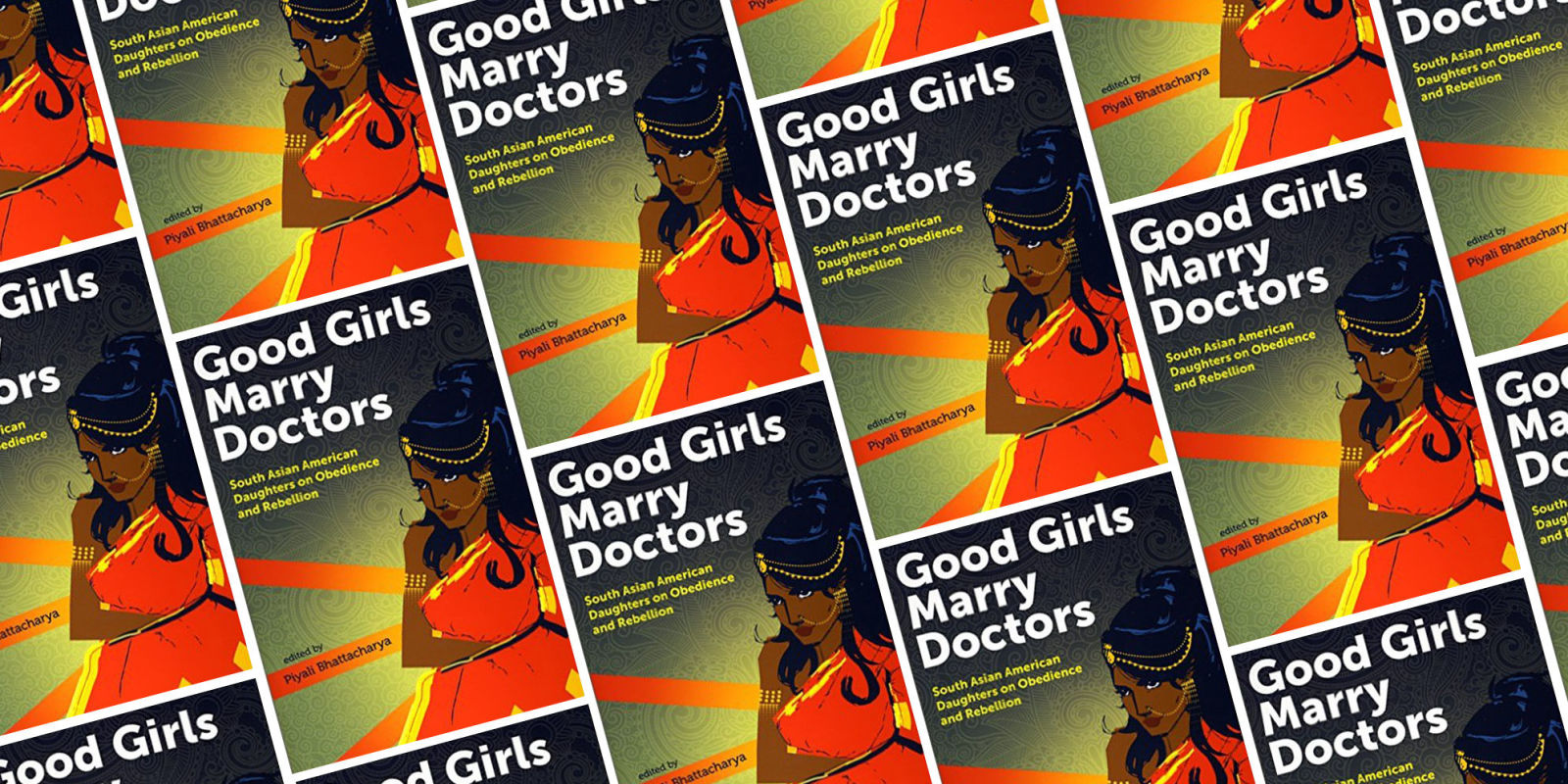 A colorful patchwork of Good Girls book title