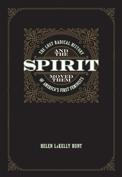 The book cover of And the Spirit Moved Me