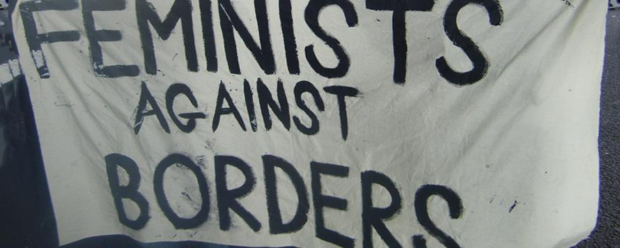 """Feminists Against Borders"" by UK Feminist Fight Back"