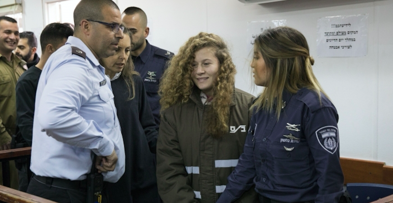 Ahed Tamimi Trial