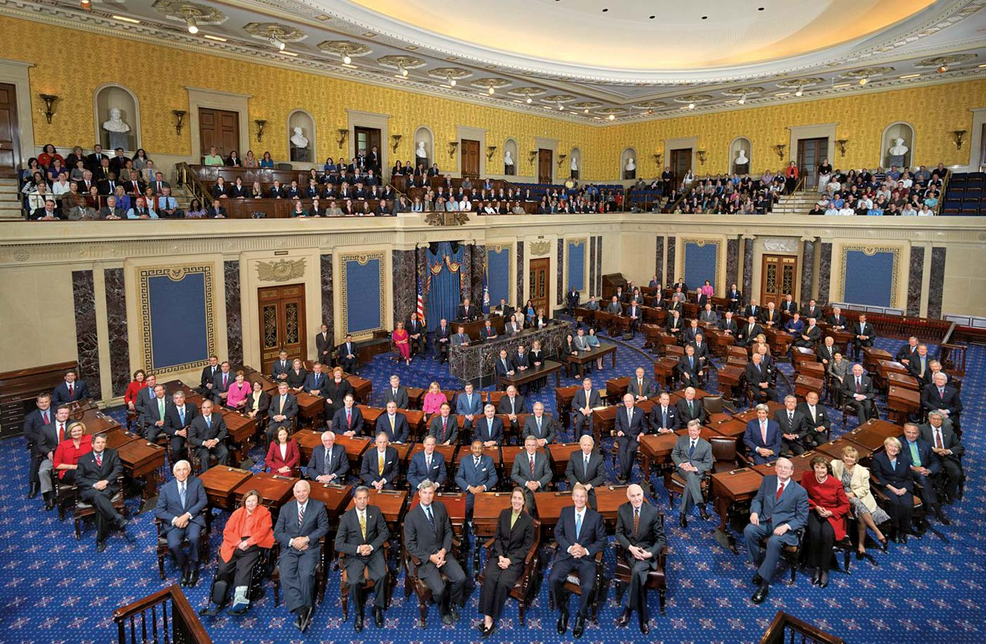 111th_US_Senate_class_photo